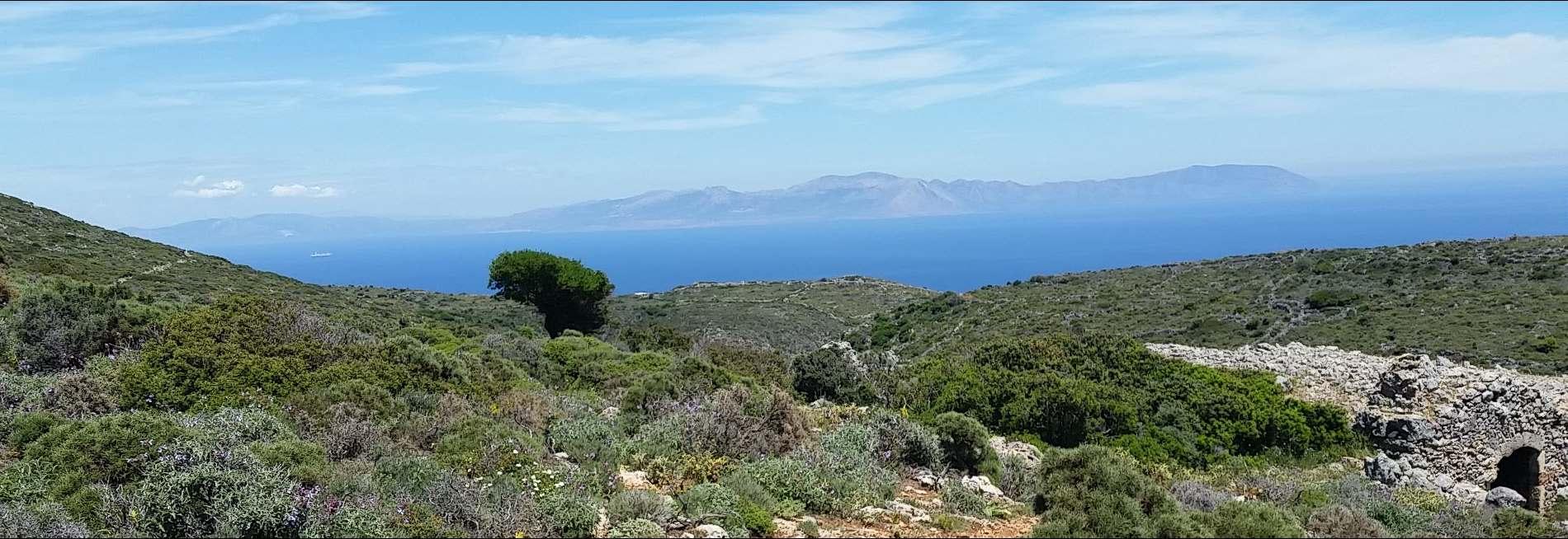 Wanderblog - Insel Kythira