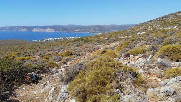 Wanderweg Diakofti Avlemonas